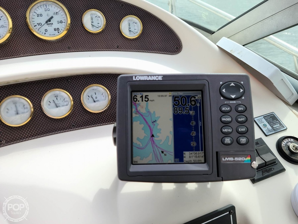 1998 Monterey boat for sale, model of the boat is 322 CR & Image # 5 of 40