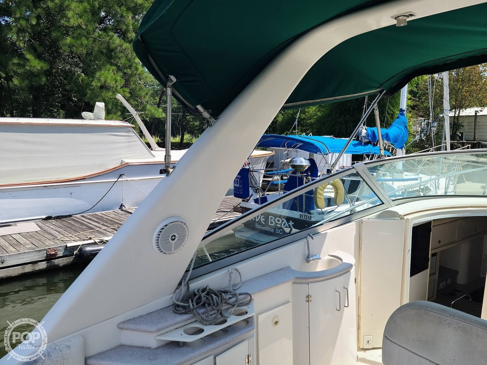 1998 Monterey boat for sale, model of the boat is 322 CR & Image # 12 of 40