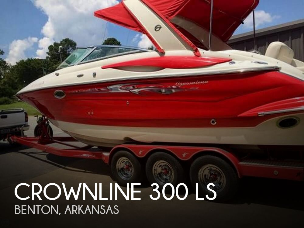 Used Boats For Sale in Little Rock, Arkansas by owner | 2009 Crownline 30