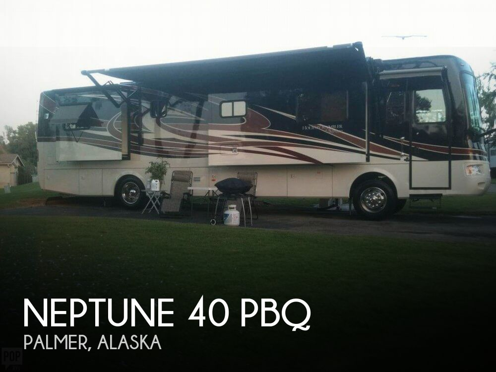 2011 Holiday Rambler Neptune 40 PBQ