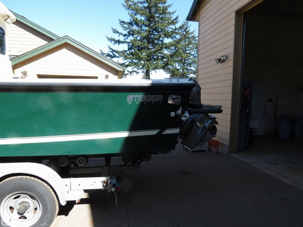 2005 Steiger Craft boat for sale, model of the boat is 23 Chesapeake & Image # 4 of 40