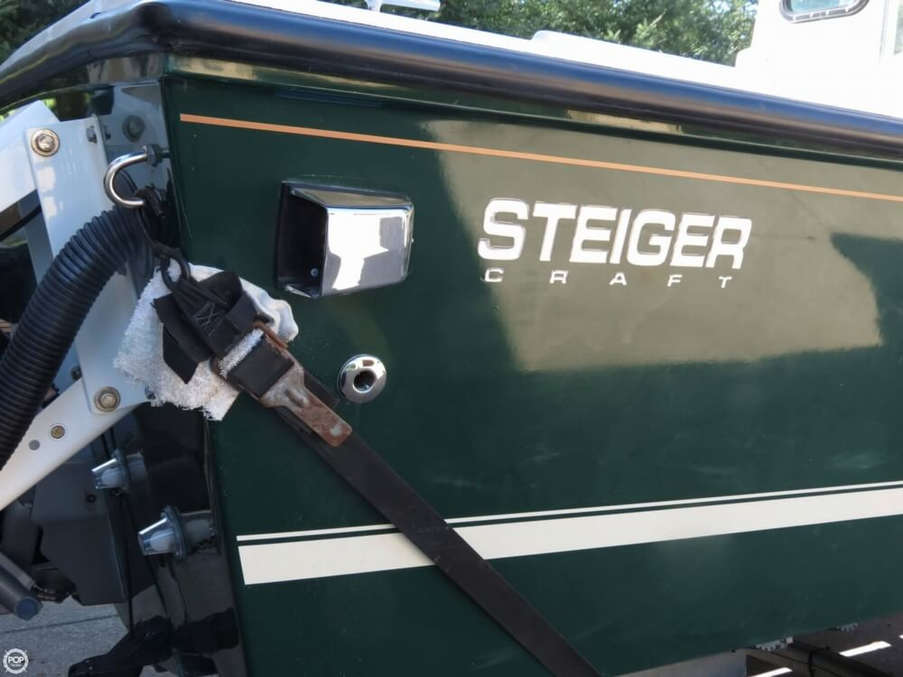 2005 Steiger Craft boat for sale, model of the boat is 23 Chesapeake & Image # 14 of 40