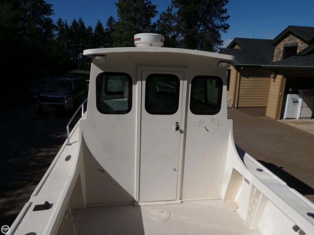 2005 Steiger Craft boat for sale, model of the boat is 23 Chesapeake & Image # 34 of 40