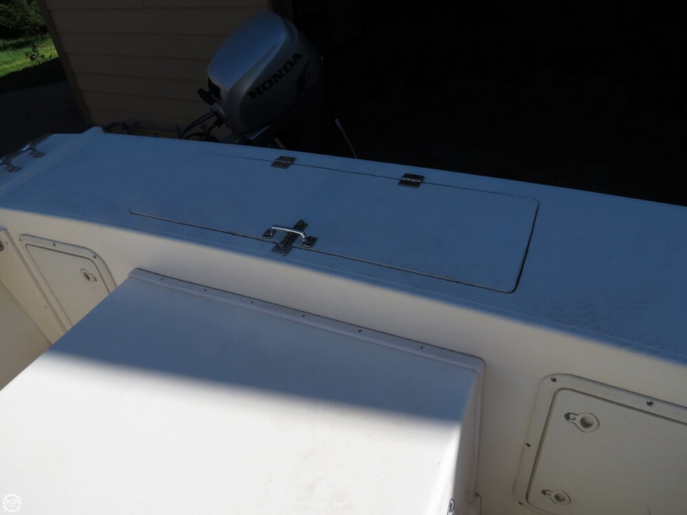 2005 Steiger Craft boat for sale, model of the boat is 23 Chesapeake & Image # 36 of 40
