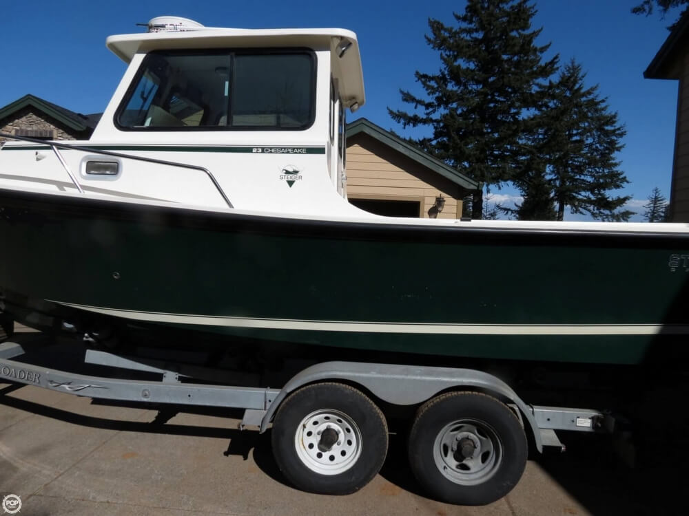 2005 Steiger Craft boat for sale, model of the boat is 23 Chesapeake & Image # 3 of 40
