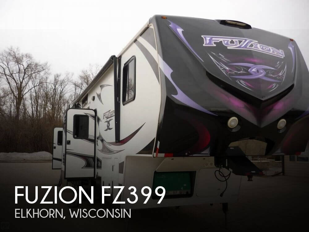 2013 Keystone Fuzion FZ399