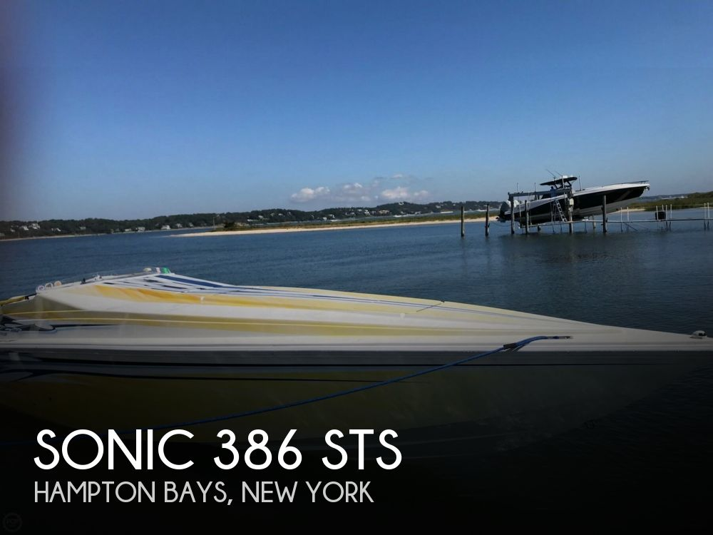 Used Sonic Boats For Sale by owner | 2001 Sonic 39