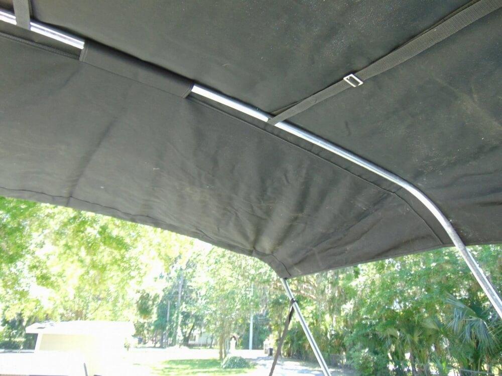 Iron Bull Shade Canopy