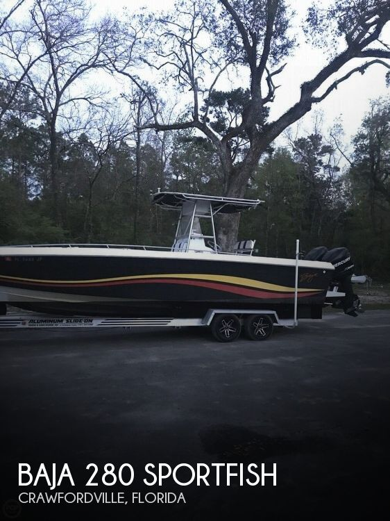 Used Boats For Sale in Tallahassee, Florida by owner | 1995 Baja 28