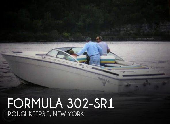 1984 Formula boat for sale, model of the boat is 302-SR1 & Image # 1 of 40