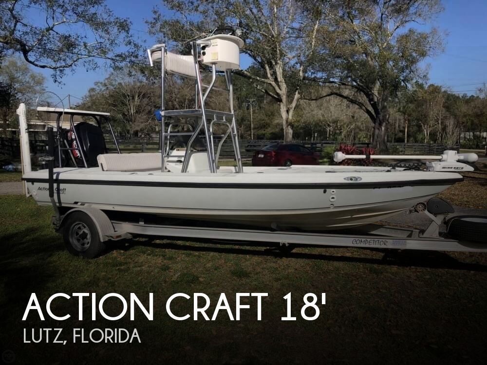 Used Action Craft Boats For Sale by owner | 1998 Action Craft 1890 Special Edition