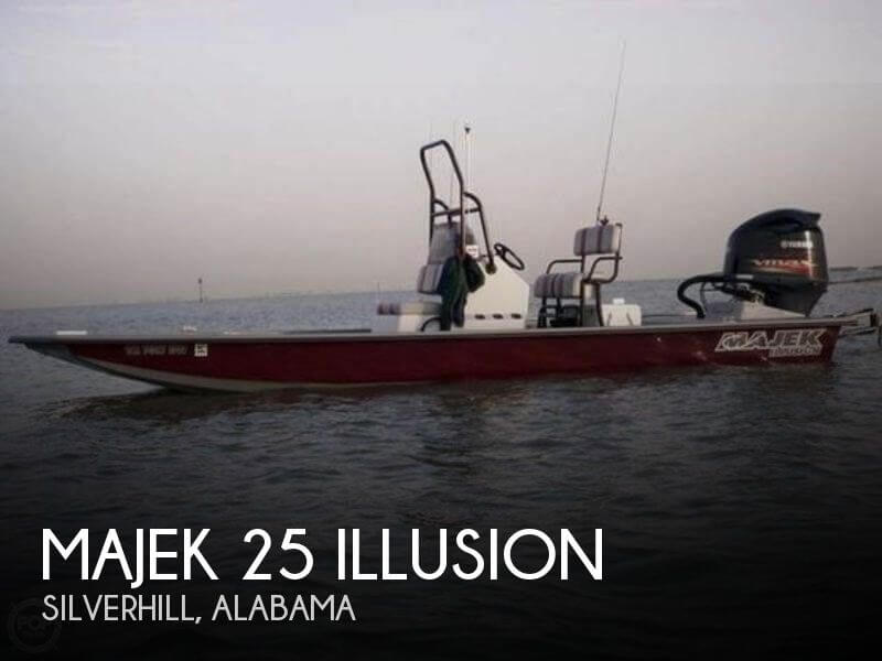 Used Majek Boats For Sale by owner | 2015 Majek 25