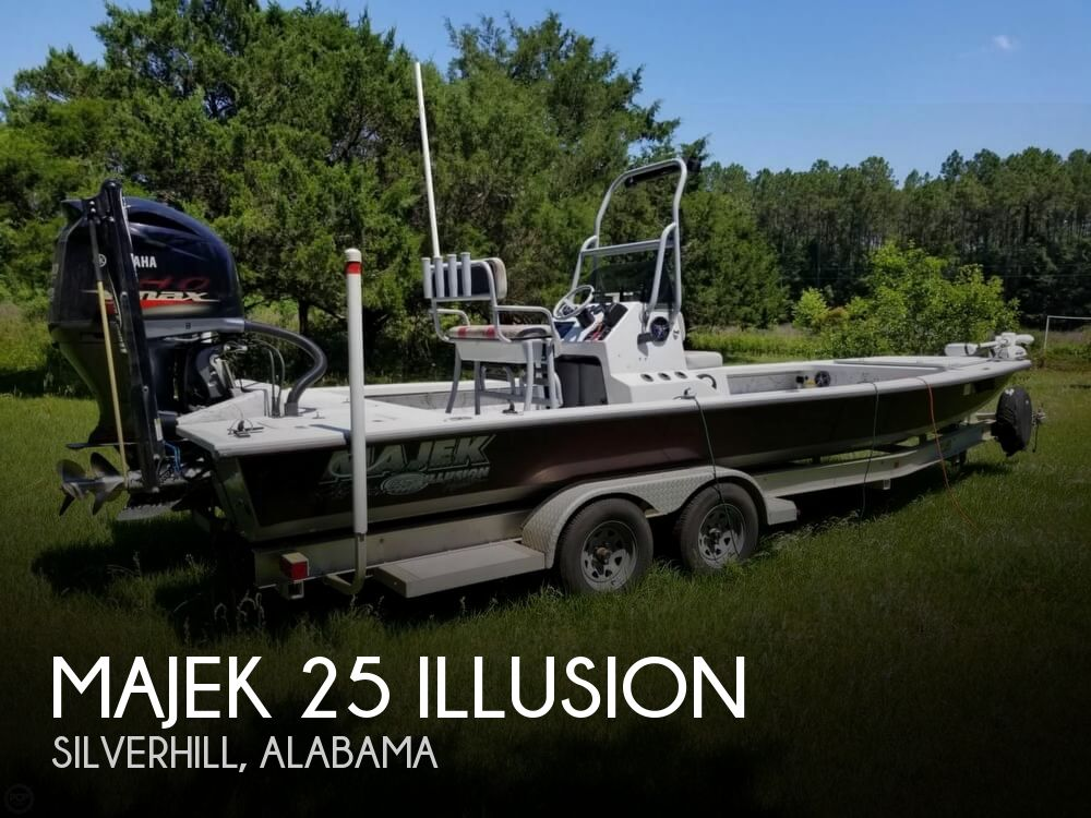 2015 Majek boat for sale, model of the boat is 25 Illusion & Image # 1 of 40
