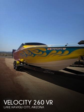 Used Boats For Sale in Arizona by owner | 1999 Velocity 26