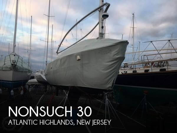 Used Nonsuch Boats For Sale by owner | 1985 Nonsuch 30