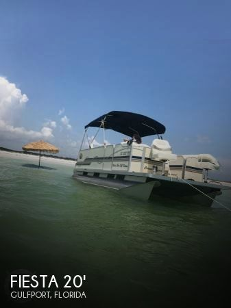 Used Fiesta Boats For Sale by owner | 2010 Fiesta 20