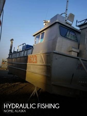 1980 Hydraulic Fishing boat for sale, model of the boat is 36 & Image # 1 of 6