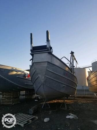 1980 Hydraulic Fishing boat for sale, model of the boat is 36 & Image # 2 of 6