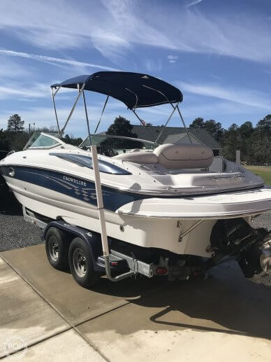 Crownline 240 EX, 240, for sale