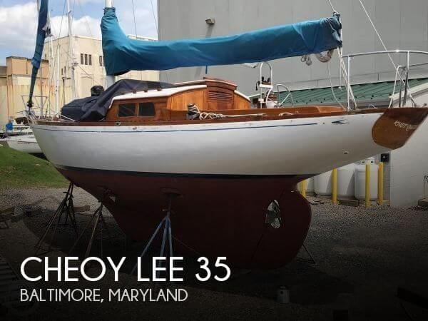 Used Sailboats For Sale in Lancaster, Pennsylvania by owner | 1964 Cheoy Lee 35