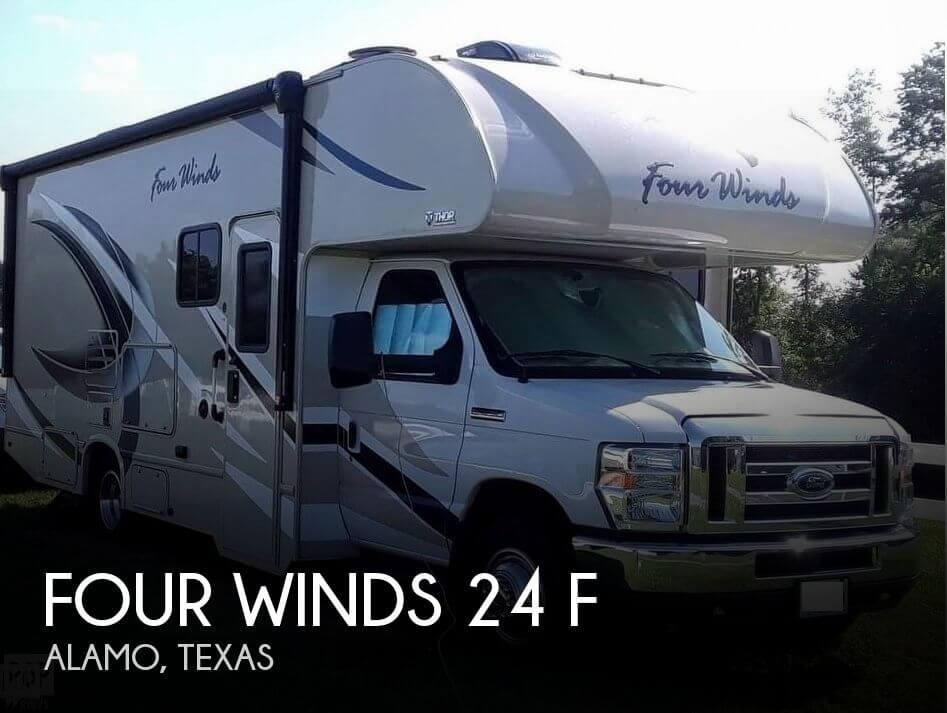 2018 Thor Motor Coach Four Winds 24 F