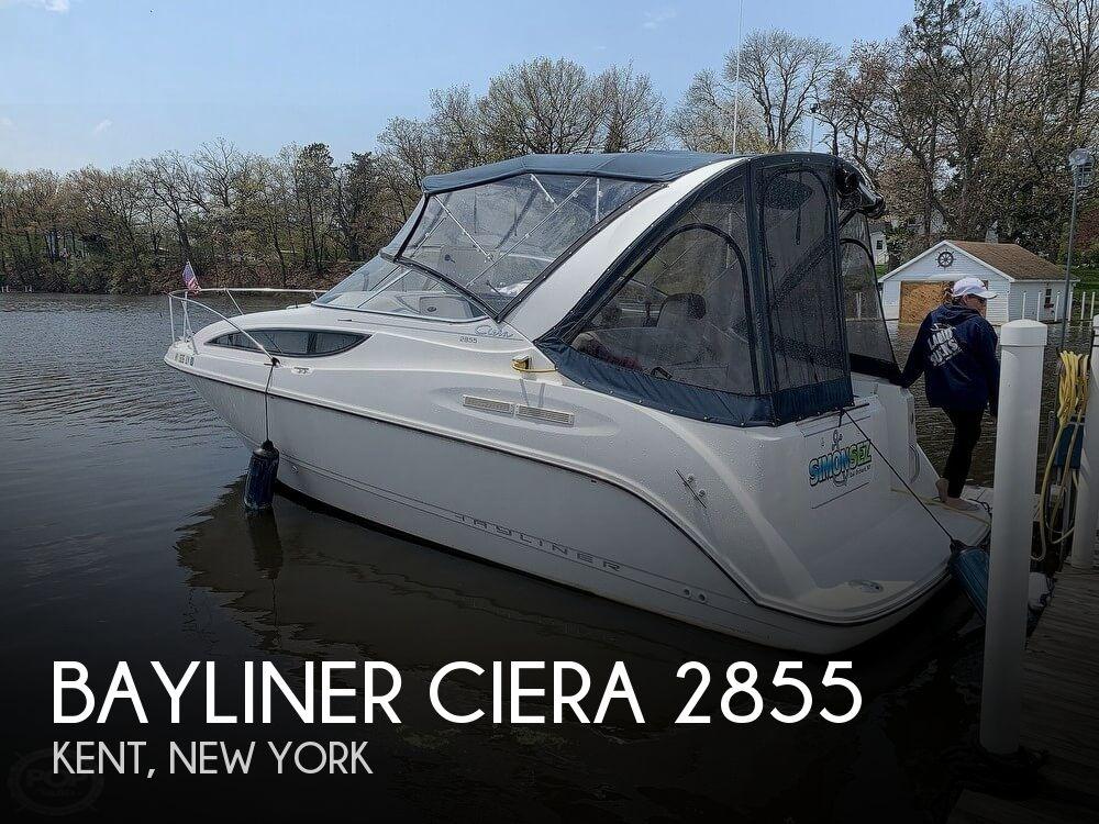 Used Bayliner Boats For Sale in New York by owner | 2002 Bayliner 28