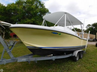 Dusky Marine Walkaround Center Console, 25', for sale - $25,000