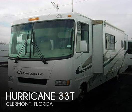2008 Thor Motor Coach Hurricane 33T