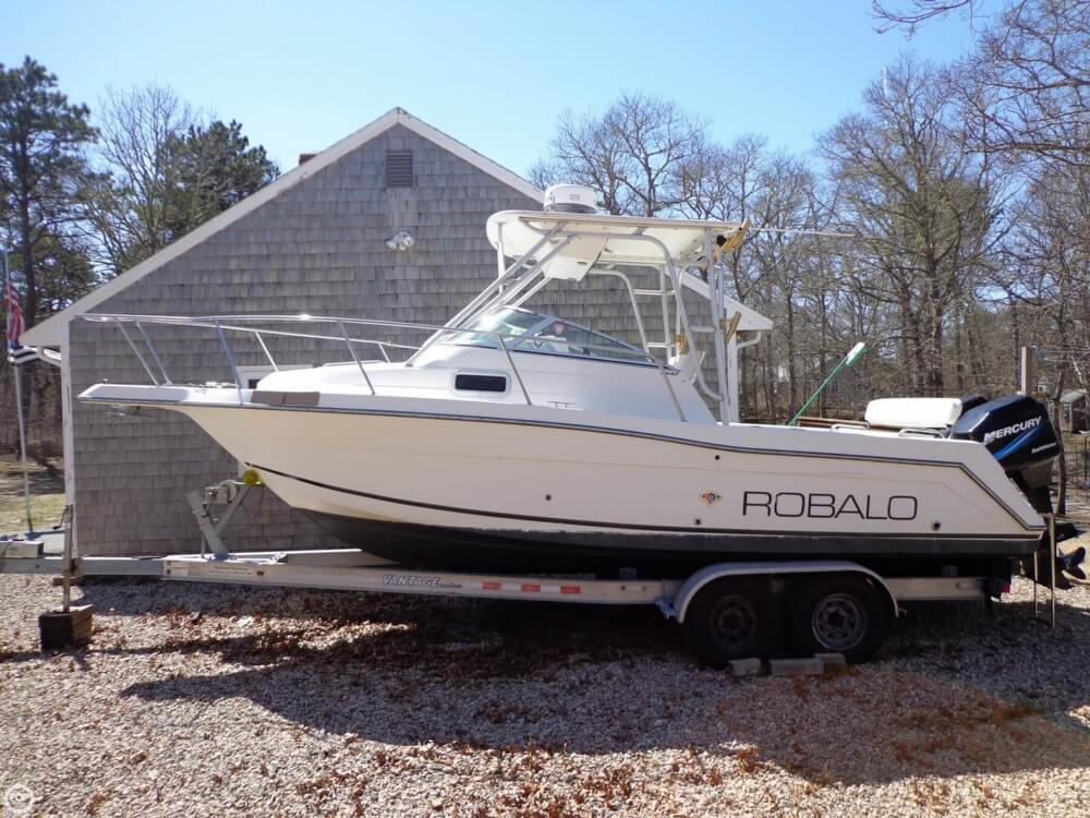 Great Example Of The Robalo 2440