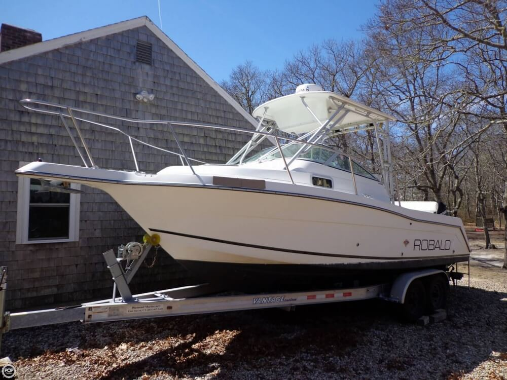 2000 Robalo boat for sale, model of the boat is 2440 & Image # 3 of 40