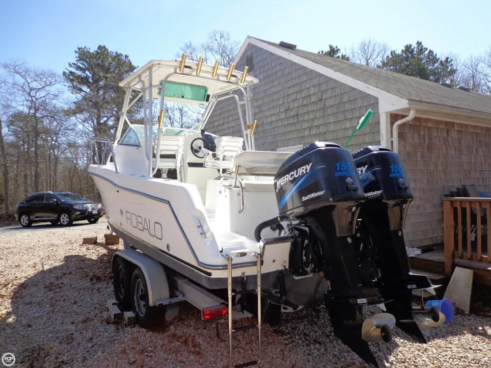 2000 Robalo boat for sale, model of the boat is 2440 & Image # 4 of 40