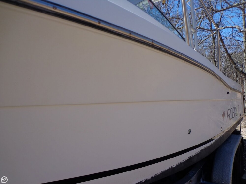 2000 Robalo boat for sale, model of the boat is 2440 & Image # 22 of 40