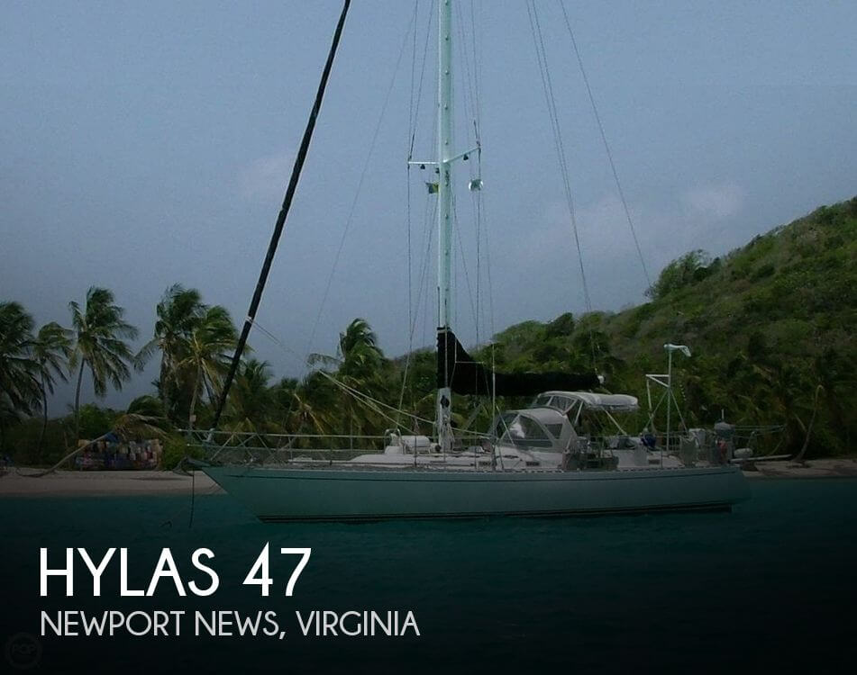 Used Hylas Boats For Sale by owner | 1987 Hylas 47