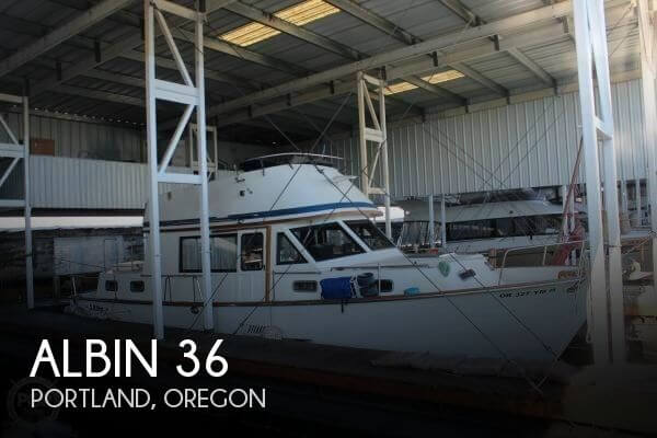 Used Albin Boats For Sale by owner | 1985 Albin 36