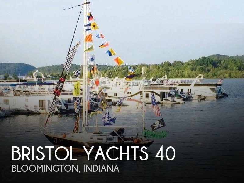 Used Boats For Sale in Indianapolis, Indiana by owner | 1974 Bristol Yachts 40