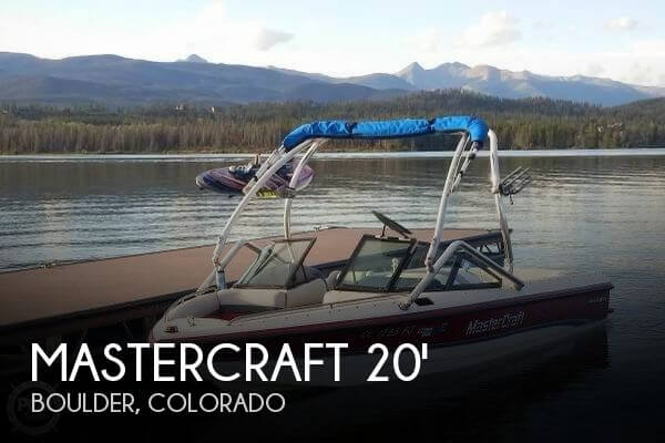 Used Boats For Sale in Fort Collins, Colorado by owner | 1992 Mastercraft ProStar 205