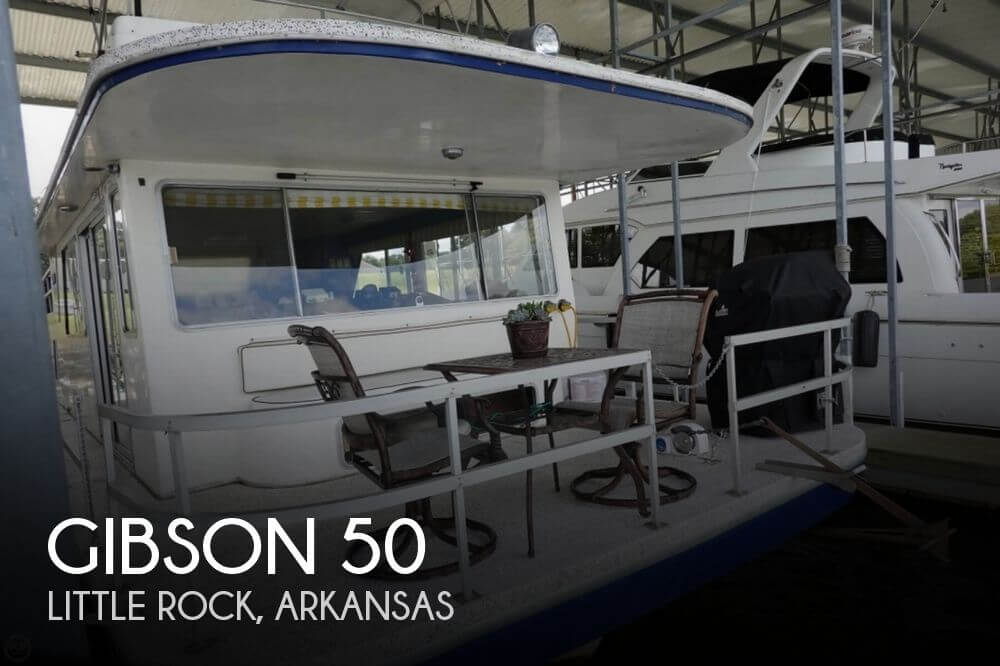 Used Boats For Sale in Little Rock, Arkansas by owner | 1981 Gibson 50