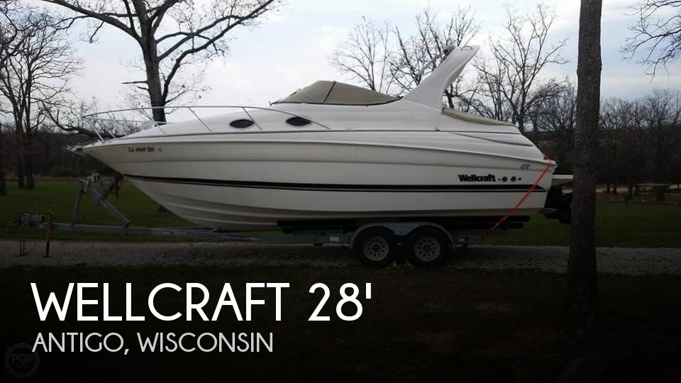 Used Wellcraft 28 Boats For Sale by owner | 2003 Wellcraft 28
