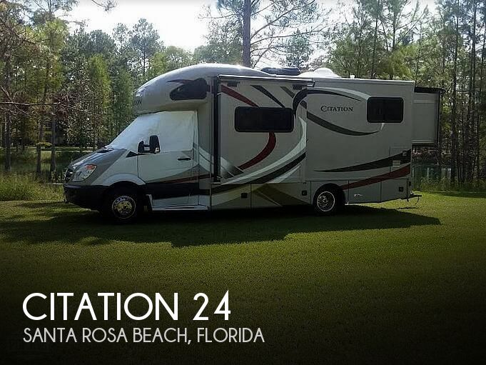 2014 Thor Motor Coach Citation 24