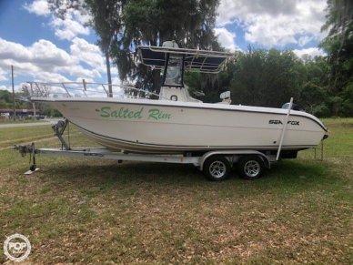 Sea Fox 257 CC, 25', for sale - $23,900