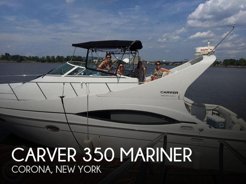 Used Carver Boats For Sale in New York by owner | 1997 Carver 35