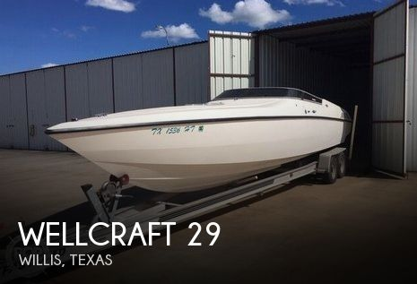 Used Wellcraft 29 Boats For Sale by owner | 1996 Wellcraft 29