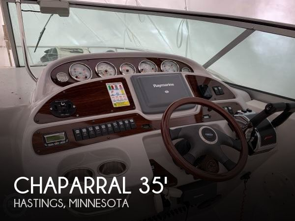 Used Boats For Sale in Minnesota by owner | 2006 Chaparral 330 Signature