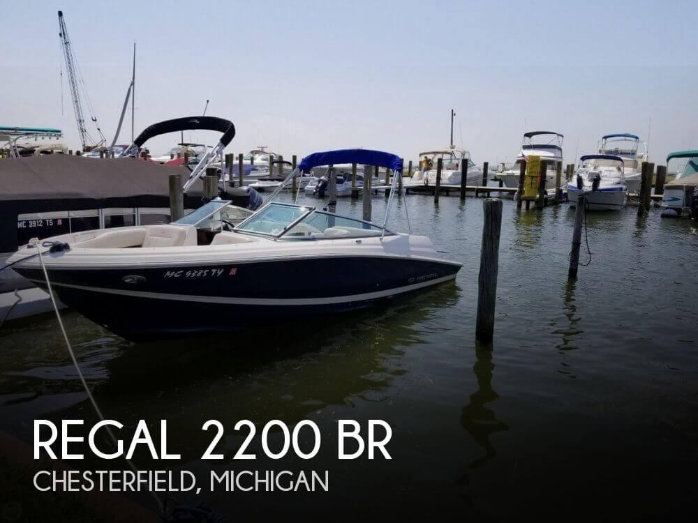 2008 Regal 2200 BR