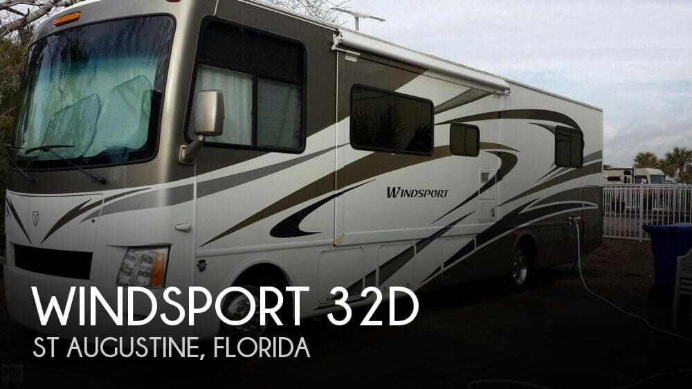 2012 Thor Motor Coach Windsport 32D