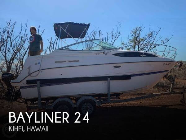 Used Bayliner 24 Boats For Sale by owner | 2006 Bayliner 24