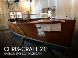 1937 Chris-Craft 21 Deluxe
