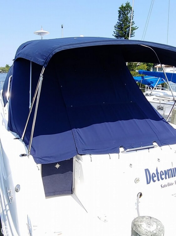 2007 Sea Ray boat for sale, model of the boat is 340 Sundancer & Image # 14 of 41