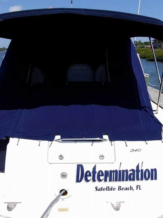 2007 Sea Ray boat for sale, model of the boat is 340 Sundancer & Image # 16 of 41
