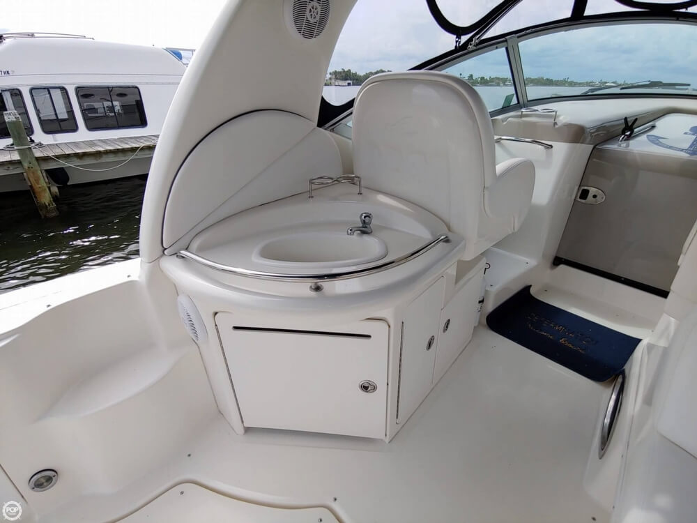 2007 Sea Ray boat for sale, model of the boat is 340 Sundancer & Image # 21 of 41